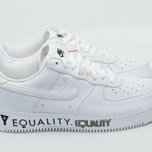 Nike Air Force 1 Low CMFT Equality White Black